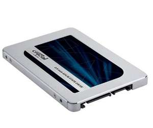 SSD диск Crucial MX500 1Tb Sata