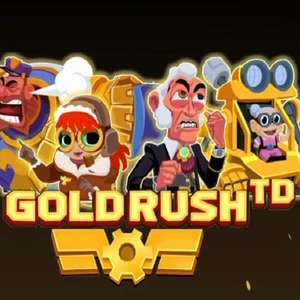 [Android & iOS] Gold Rush TD