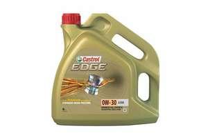 Скидка на масло Castrol EDGE 0W-30 A3/B4 4л
