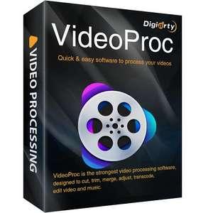 [PC] Бесплатно VideoProc v4.1 (конвертер видео)