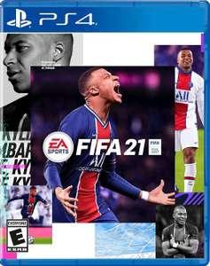 [PS4] FIFA 21 (уценка)