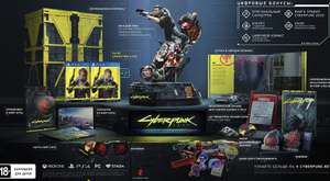 [PS4] Cyberpunk 2077 Коллекционное Издание