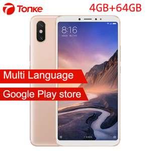 Xiaomi Mi Max 3 4/64 Гб за $215.9