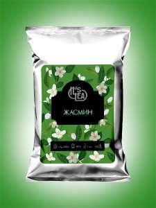 """Чай It's tea """"жасмин"""" зеленый листовой с жасмином Премиум, 250 гр."""