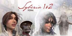 [Switch] Syberia 1 и 2 со скидкой до 95% (по отдельности)