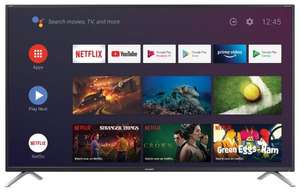 "Телевизор Sharp 55BL2EA 55"" (2020) черный 4К Android tv"