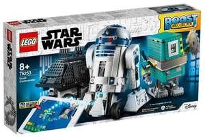 -50% на некоторые наборы (напр. LEGO Star Wars 75253 Командир отряда дроидов)