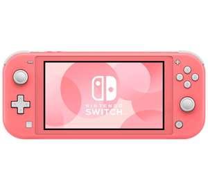 Игровая консоль Nintendo switch lite