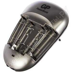[Великий Новгород] Зарядное устройство для АА и ААА в комплекте 4 аккумулятора 270AAHC AA GP PowerBank PB27GS270-2CR4