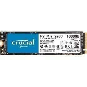 SSD TLC Crucial P2 M.2 2280 NVMe 1000 Гб