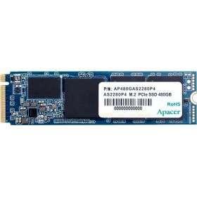 NVME SSD 480Gb Apacer AS2280P4 (AP480GAS2280P4-1) 3200/2000