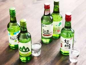 Соджу - «Корейская водка»