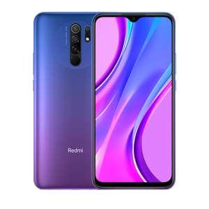 Смартфон XIAOMI Redmi 9 3/32Гб, NFC, Гарантия