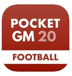 [iOS] Бесплатно Pocket GM 20 Football (на английском языке)