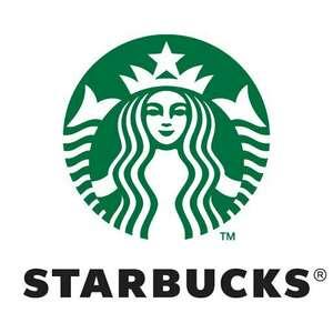 Starbucks: 2 напитка по цене 1
