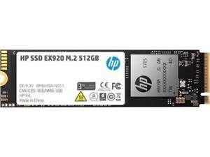 SSD HP EX920 M.2 512GB NVMe