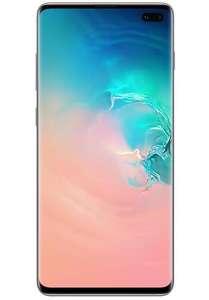 "[не везде] Смартфон Samsung Galaxy S10+ 6.4"" 128 ГБ белый"
