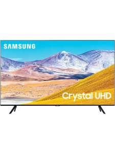 "Телевизор Samsung UE43TU8000UXRU, 43"", UHD, Smart TV, Wi-Fi, DVB-T2/C/S2"