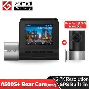 Видеорегистратор Xiaomi 70mai A500S + Задняя камера (комплект)