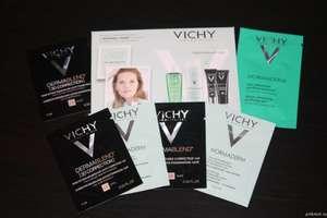 Бесплатный набор пробников NORMADERM или бесплатная консультация врача от Vichy