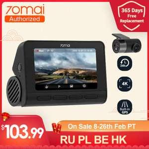 Видеорегистратор 70mai 4K A800S Dash Cam