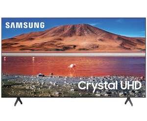 Телевизор Samsung UE65TU7100UXRU, 4K, SmartTV