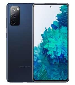 Смартфон Samsung G780 Galaxy S20 FE 6/128Gb Синий (трейд-ин + скидка)