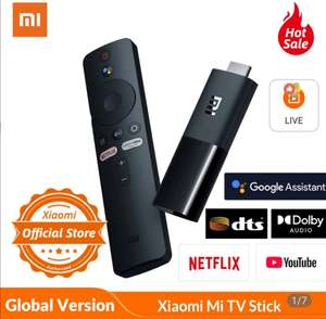 Глобальная версия Xiaomi Mi TV Stick