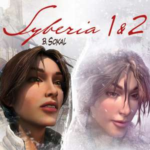 [Nintendo Switch] Syberia 1 + 2 Pack