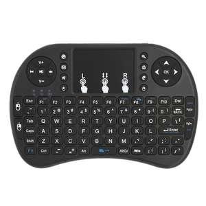 Беспроводная клавиатура (2.4GHz) для ТВ приставки