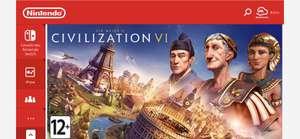 [Nintendo Switch] Игра Civilization VI