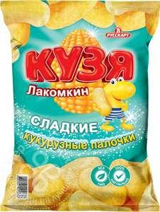 Кукурузные палочки Кузя Лакомкин, 140г