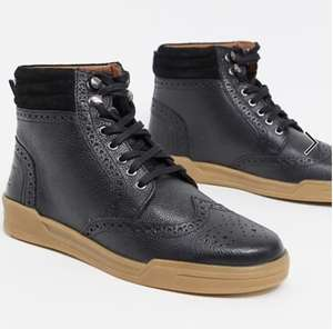 Кожаные мужские ботинки Original Penguin (рр 40-45)