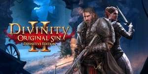 [Nintendo Switch] Подборка игр в eShop (например, Divinity: Original Sin 2 - Definitive Edition)