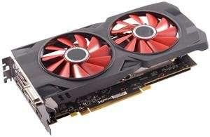 XFX Radeon RX570 RS Black Edition 8GB 8.0 GB OC Mid Range видеокарта