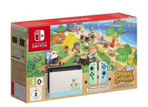 Nintendo Switch 32 ГБ Особое издание Animal Crossing: New Horizons