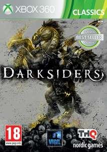 [XBOX] Darksiders бесплатно в магазине Аргентины (нужен Xbox live gold)