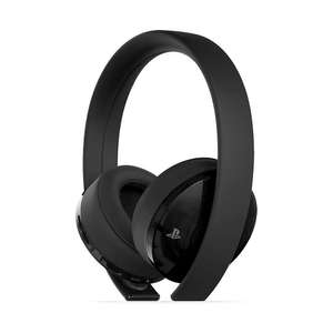 Гарнитура Sony Gold Wireless Headset для PS4