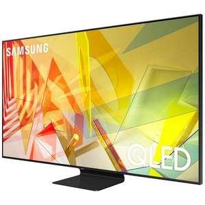 """55"""" 4K Телевизор LED Samsung QE55Q90TAUXRU Smart Tv"""