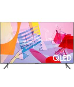 "50"" (125 см) Телевизор LED Samsung QE50Q60TAUXRU + Саундбар Samsung HW-T430"