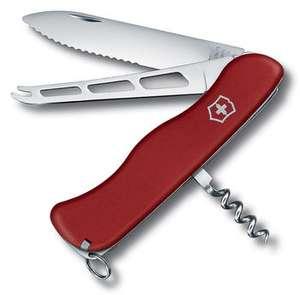 Складной нож VICTORINOX picknicker, 11 функций, 111мм, черный