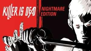 БЕСПЛАТНО в течение суток: Killer is Dead - Nightmare Edition