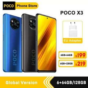 Смартфон Xiaomi POCO X3 NFC Global (магазин без отзывов, есть риск, что товар не отправят)