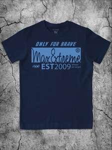 Max Extreme мужская футболка с логотипом (рр XS - 5XL), несколько цветов