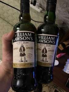 [Иваново] Виски William Lawson's super spiced