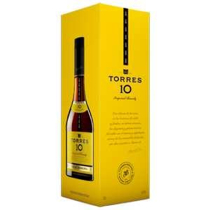 [МСК] Бренди Torres 10 0,7 л в подарочной упаковке + носки Torres в подарок (возможно не везде)