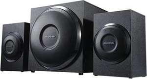 Microlab M110 - 2.1 аудиосистема начального уровня за четверть цены!
