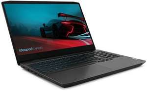 "Ноутбук Lenovo IdeaPad Gaming 3 15ARH05 15,6"" 16 + 1250 Гб Ryzen 7 4800H, GeForce GTX1650Ti"