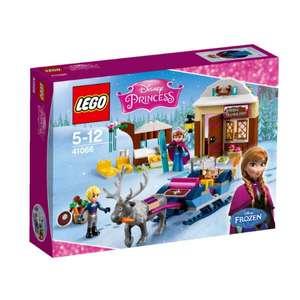 Конструктор LEGO PRINCESSES 41066 Анна и Кристоф: прогулка на санях за 1409р. + доставка от 249р. (в магазин бесплатно)