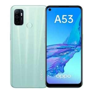 Смартфон OPPO A53 4/64, NFC, 5000 мА*ч, Type-C, Snap 8-ядер, быстрая зарядка 18W, экран: 90ГЦ, стереозвук (как дешевле, внутри)+1234 плюса